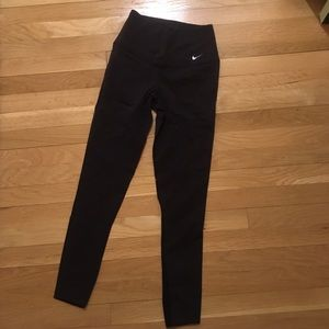 NIKE LEGGINGS with reflective accents
